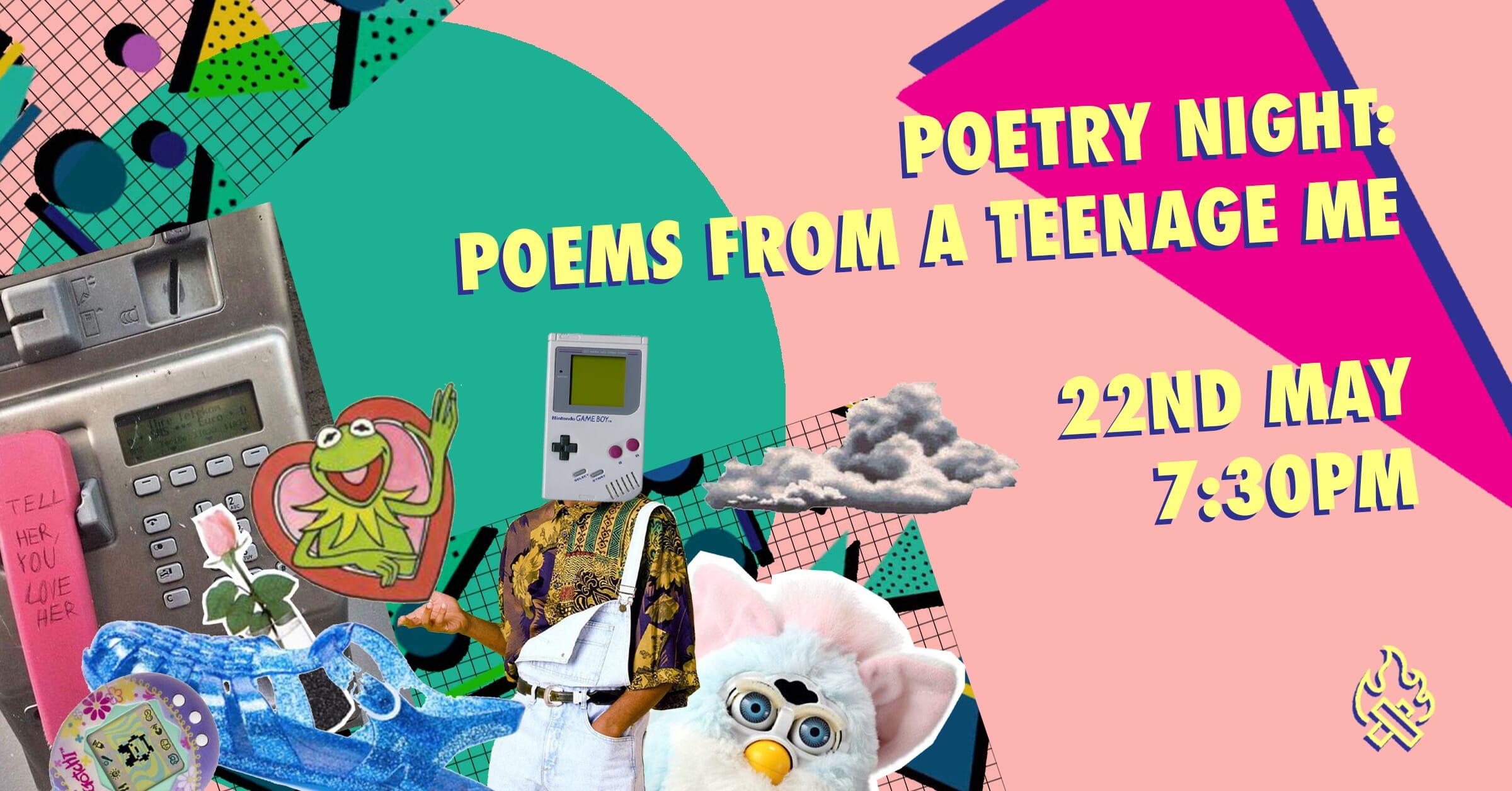 Poetry Night Facebook
