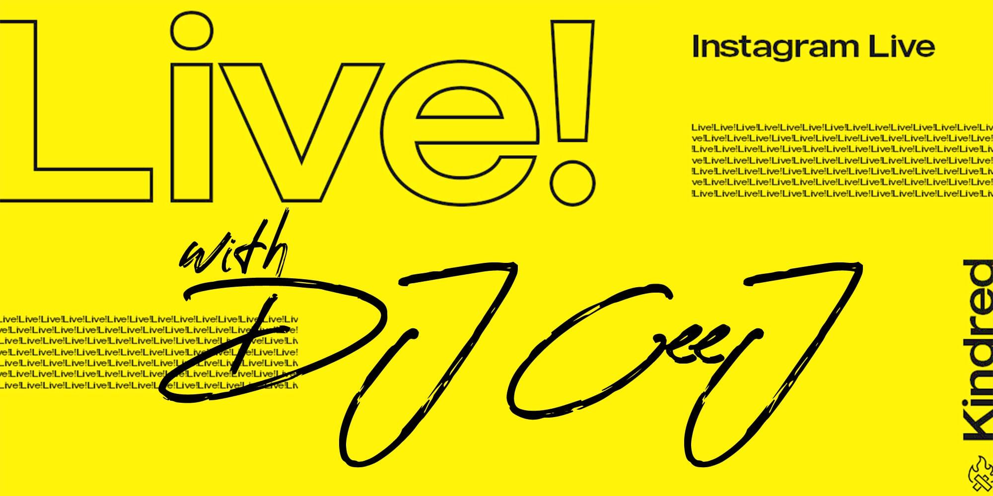 Live! IG DJCJ