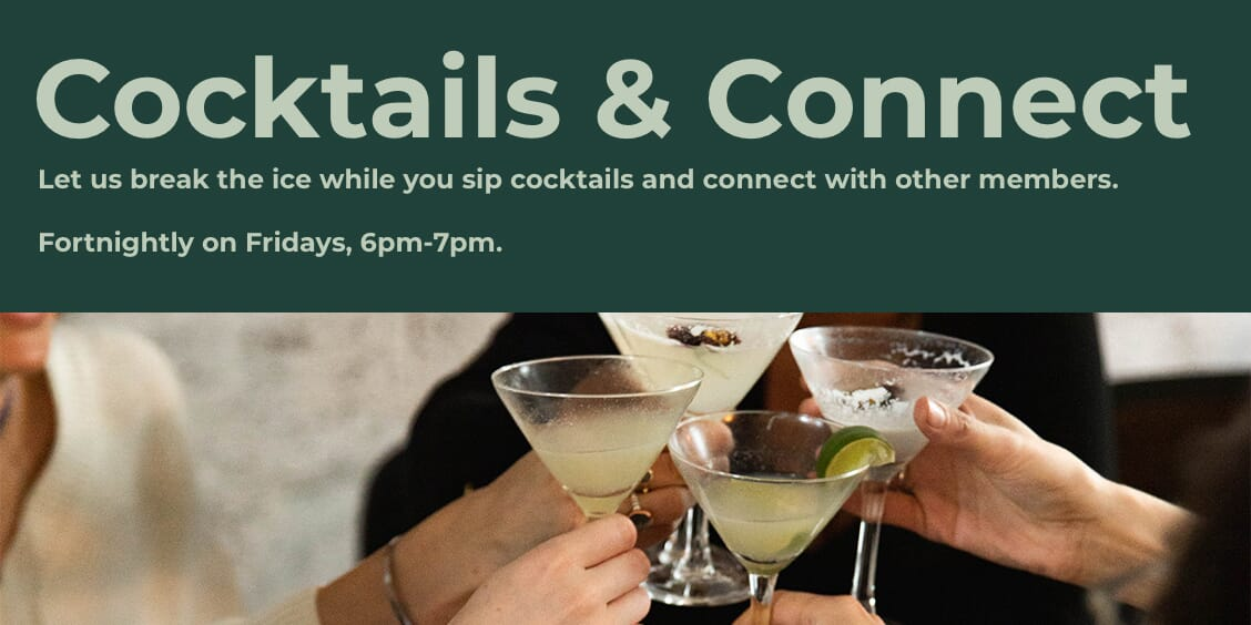Coctails and Connect