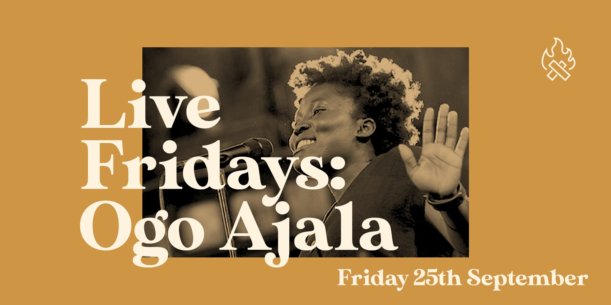 Live Fridays Ogo III