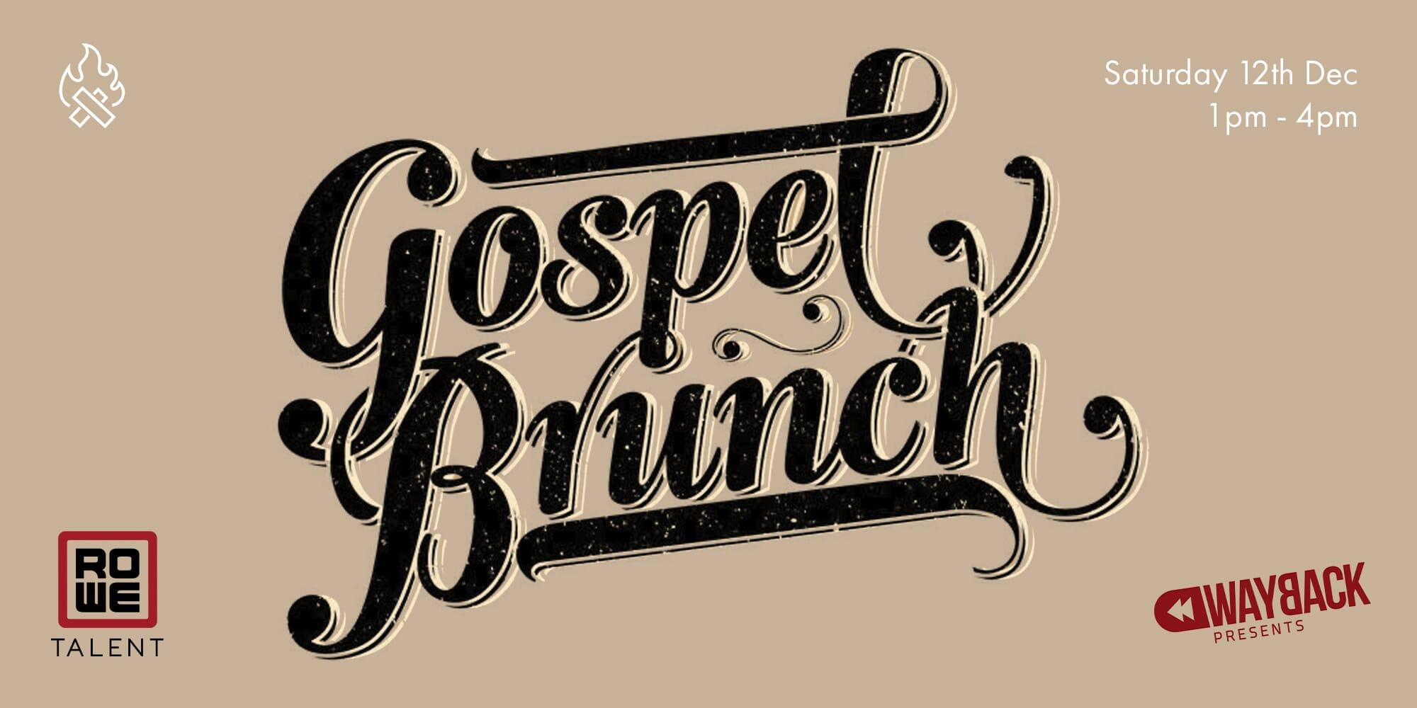 Gospel Brunch Dec