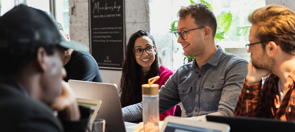 Coworking at Kindred