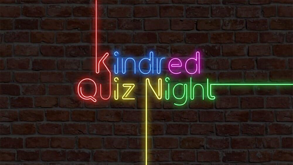 Kindred quiz night