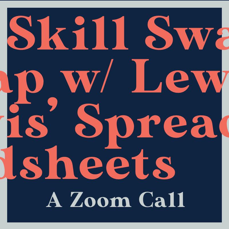 Lewis' Skill Swap