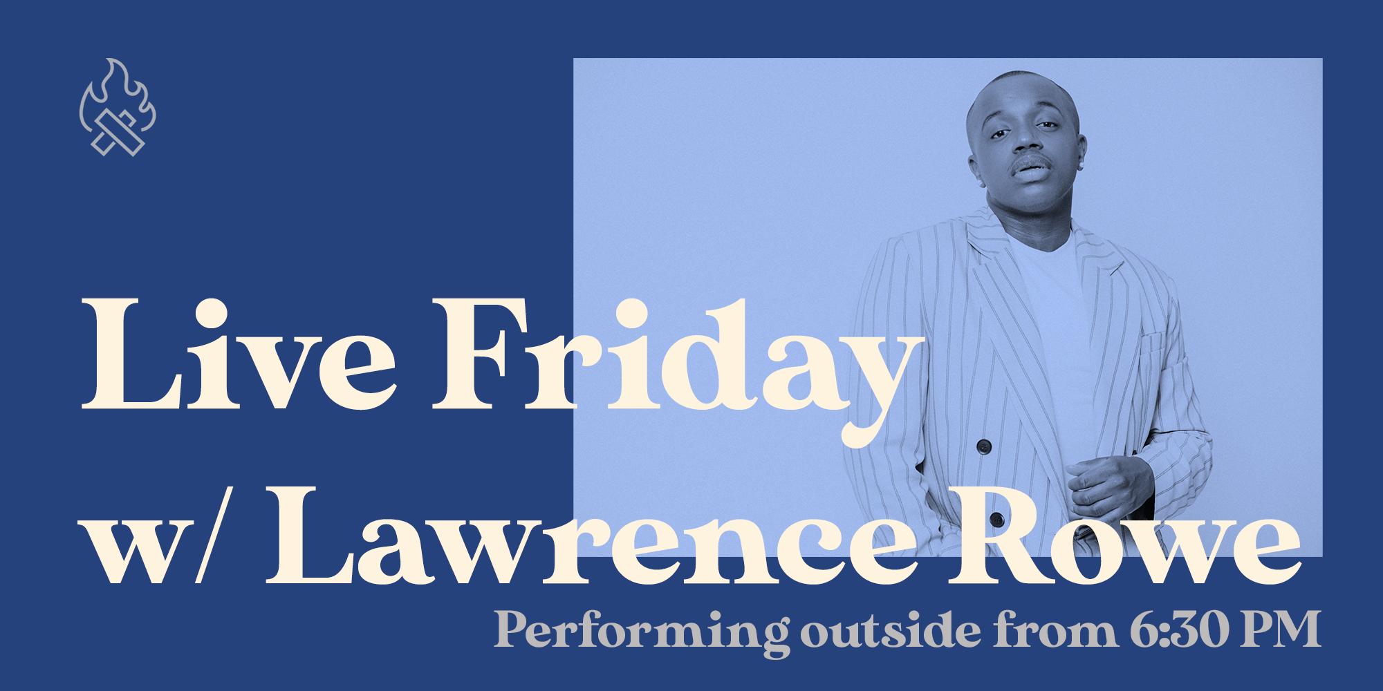 Live Fridays Lawrence