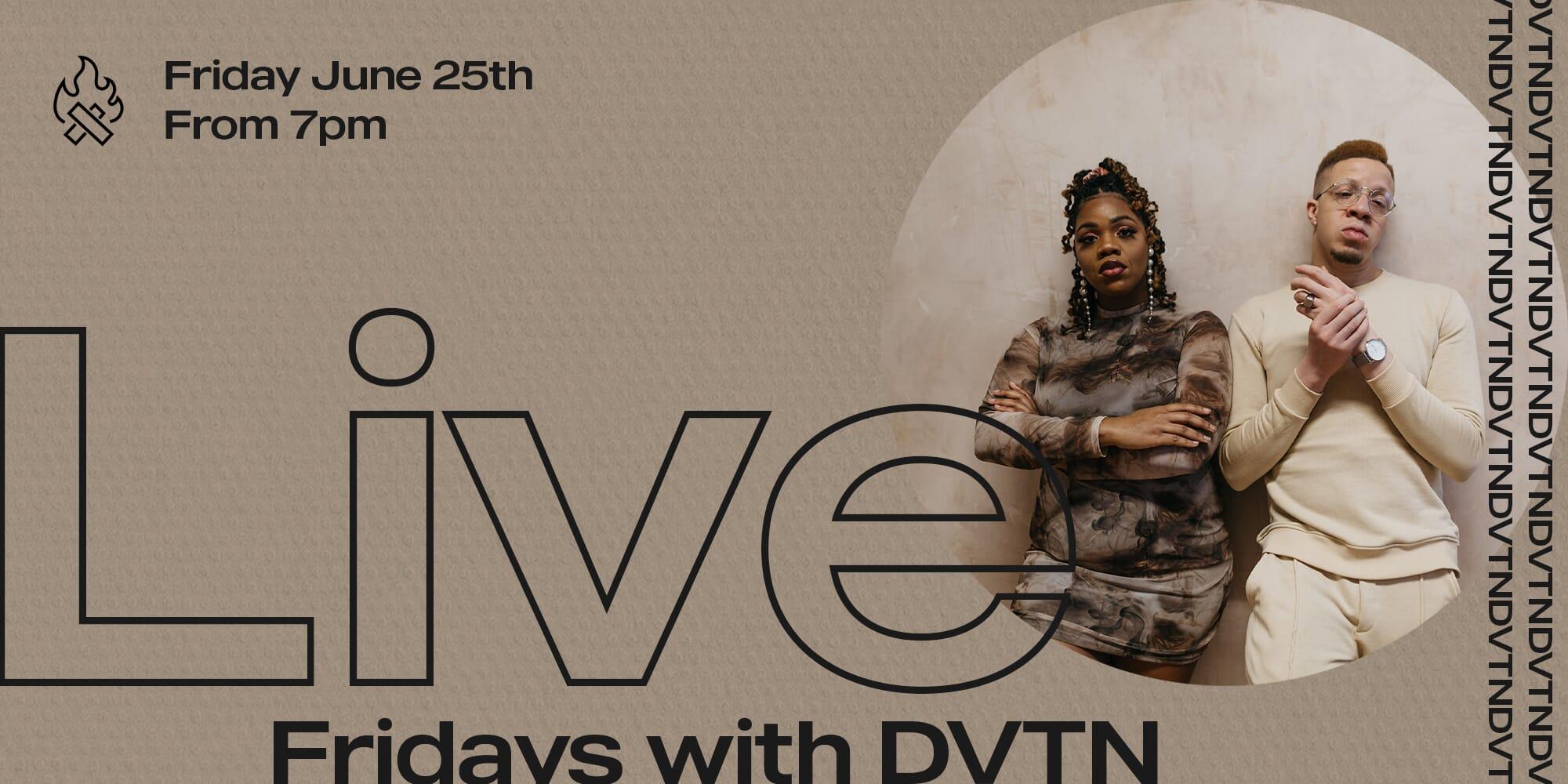 Live DVTN