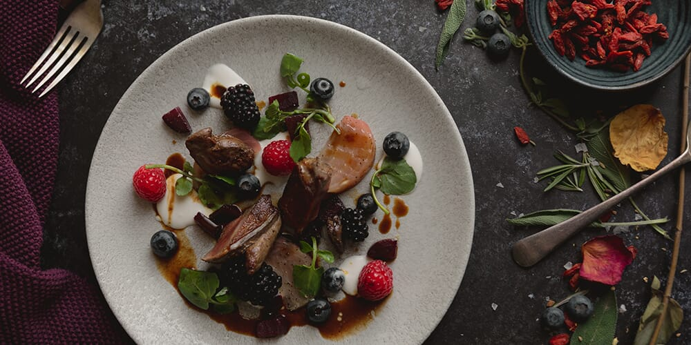 Kindred London Fusion | Squab pigeon