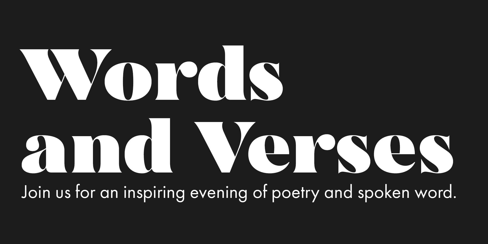 Words and Verses II