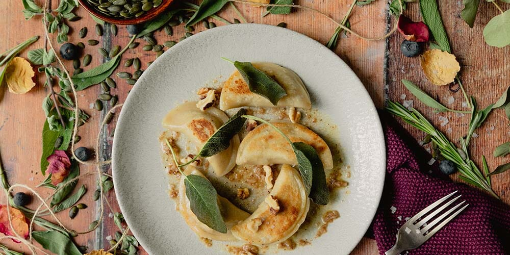 Spotlight on- pierogi in West London