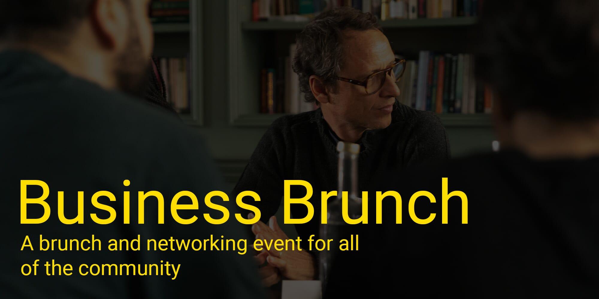 Business Brunch