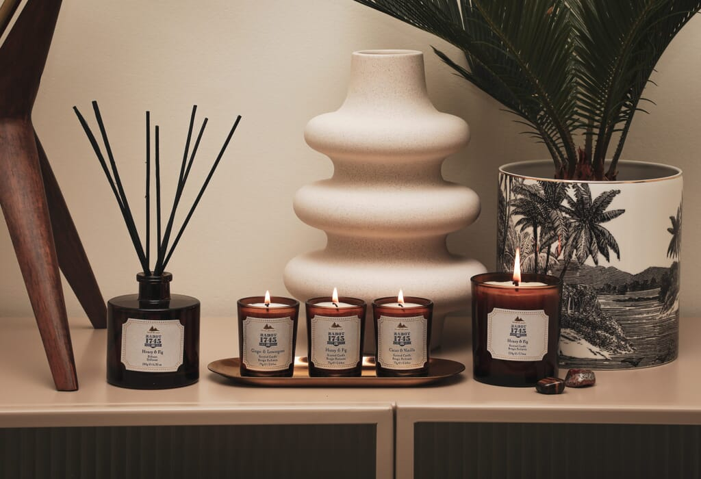 Rabot christmas products.