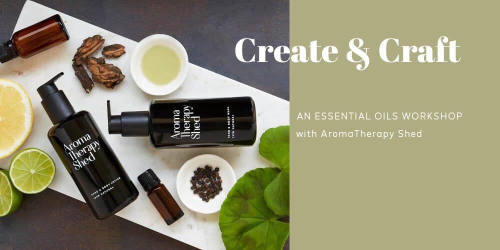 Create and Craft essential oils